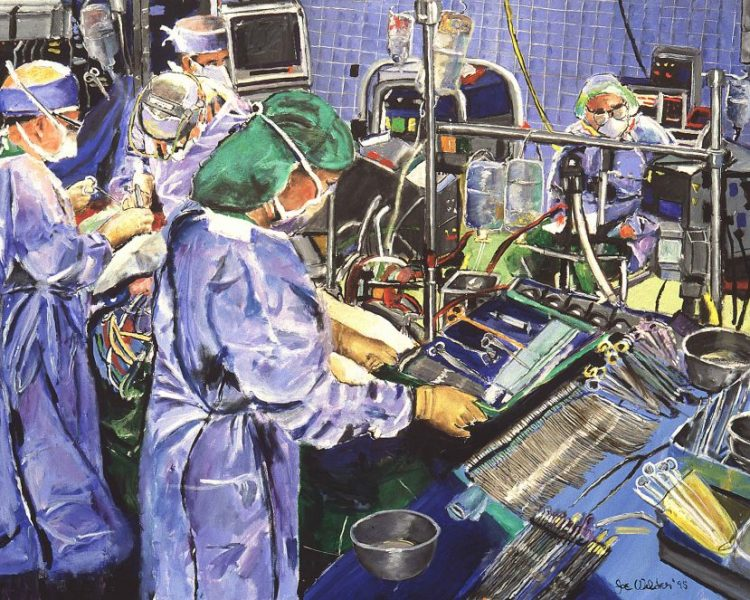 Cardiac Surgery -  click to view in detail