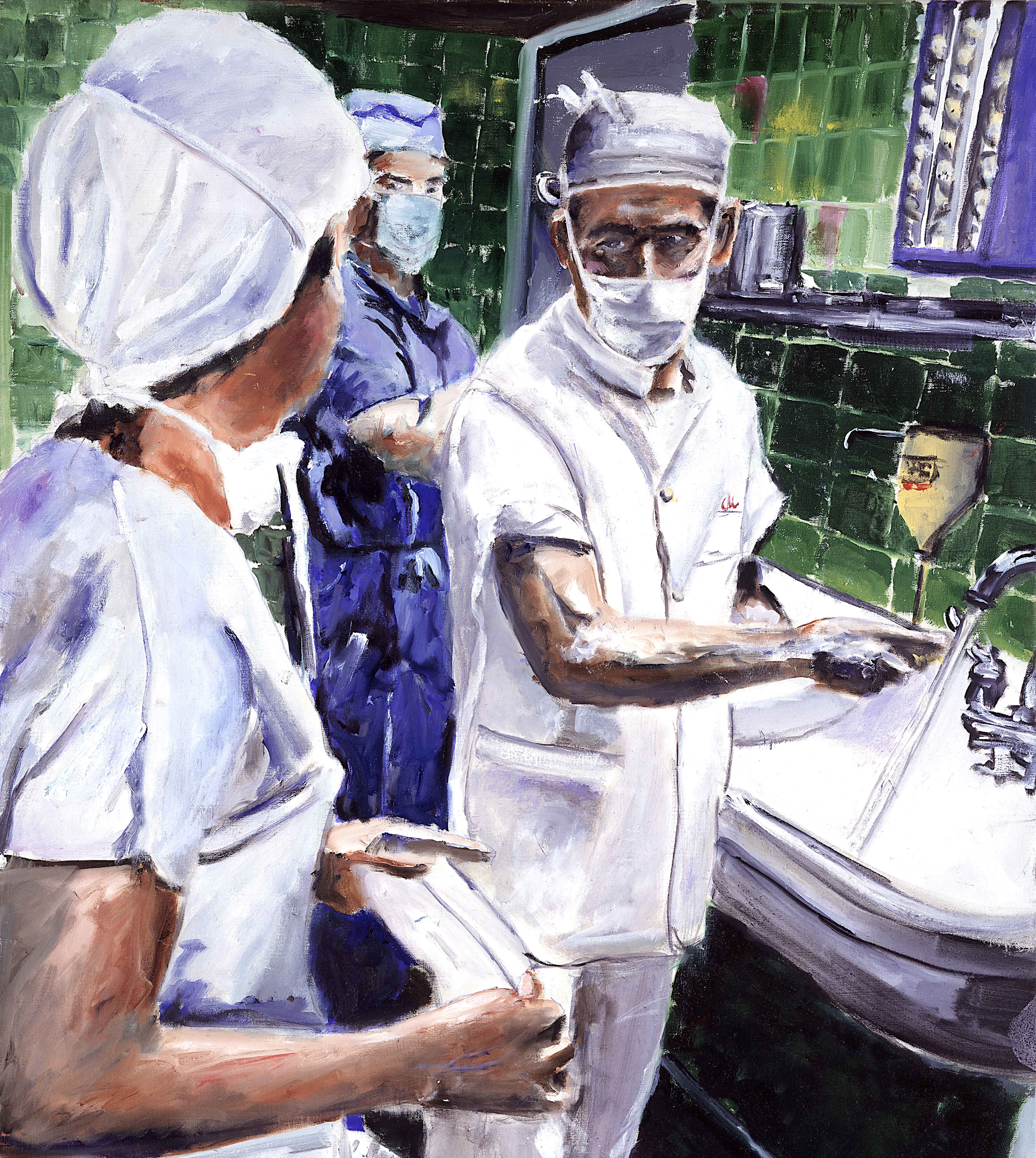"""The surgeon """"must be ever mindful that carelessness can create a critical infection. Click to view in detail"""
