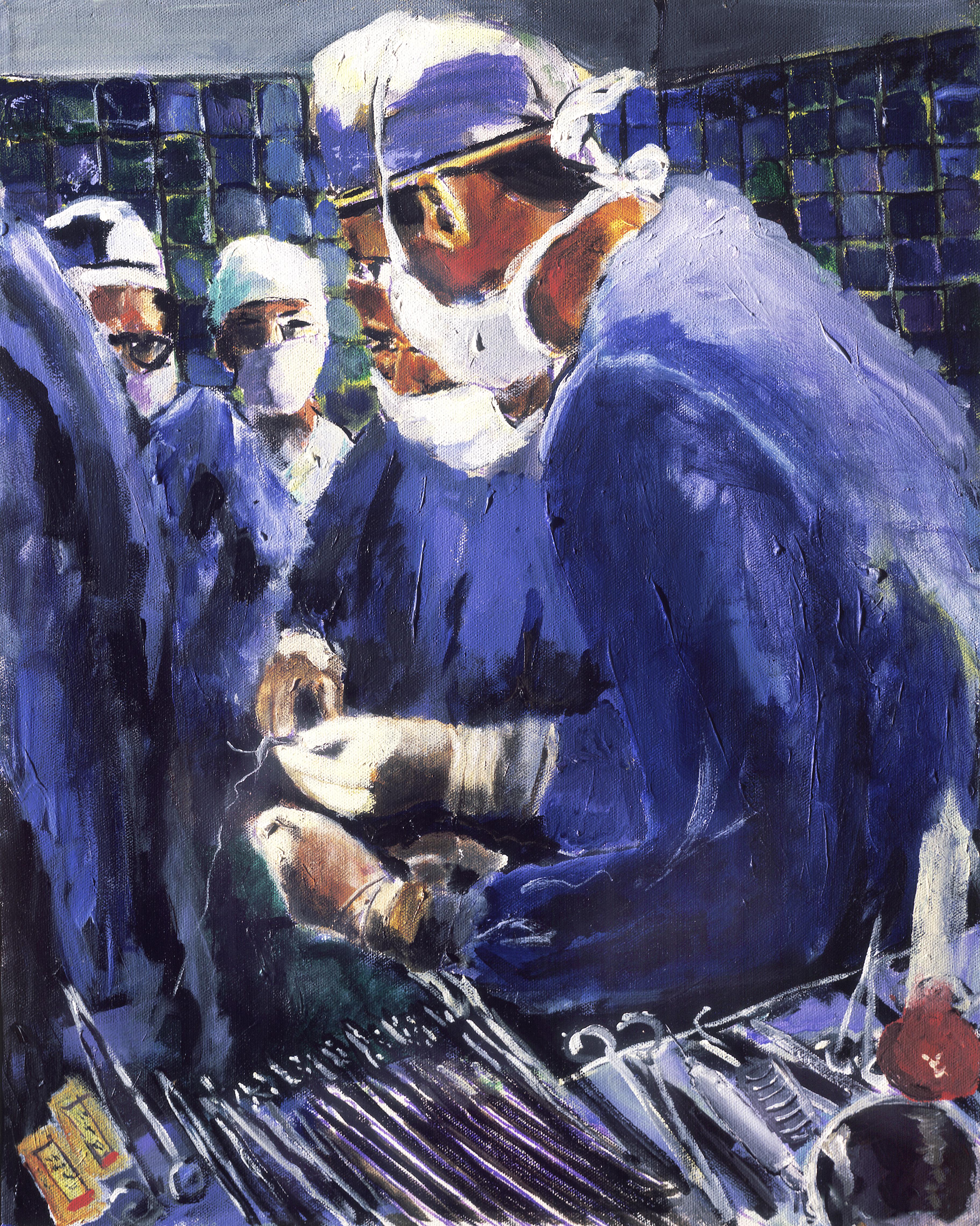 Adjusting Needle Holder surgeon