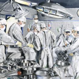 Surgeons as Hero