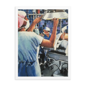 Nurses in Operating Room