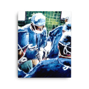 The Surgeons Canvas Print