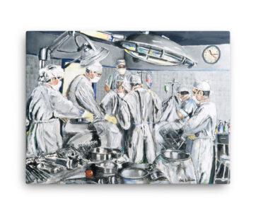 Surgeons As Heroes