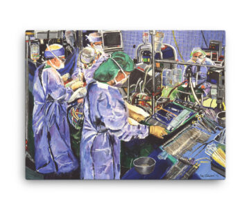 Cardiac Surgery Operating Room