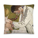 Art Decor Pillows