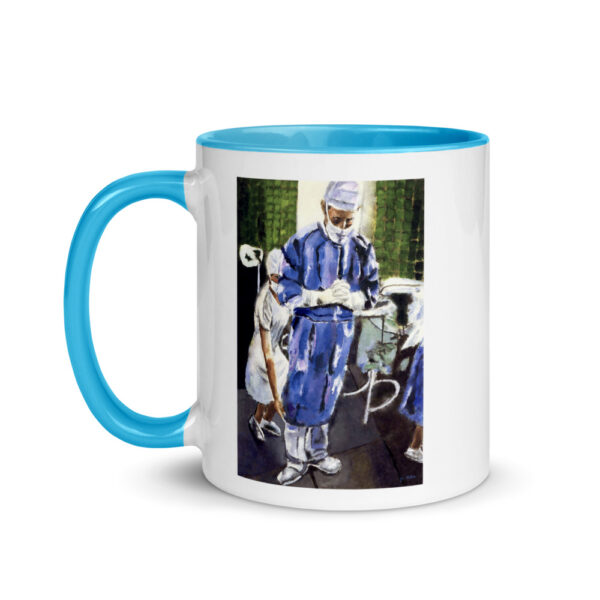 Contemplation of a Surgeon Coffee Mug