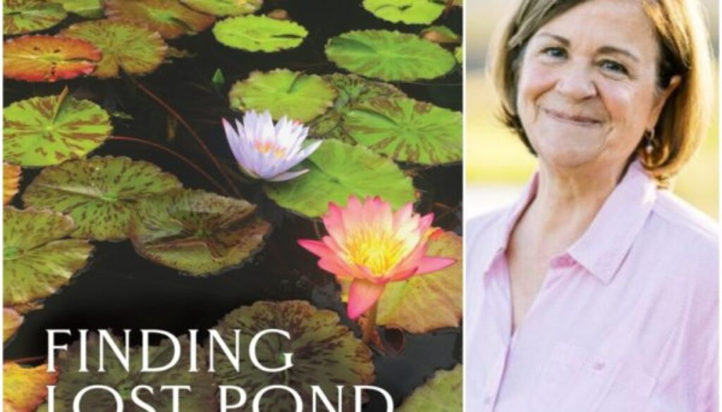 Pamela Mitchell Finding Lost Pond