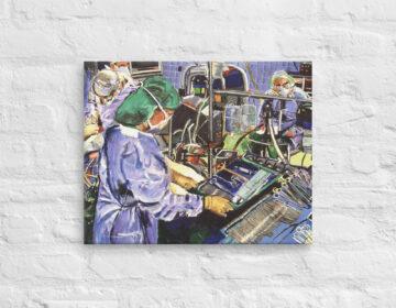 Canvas Art Print