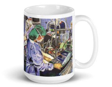 OR Nurse Coffee Mug  In The Operating Room