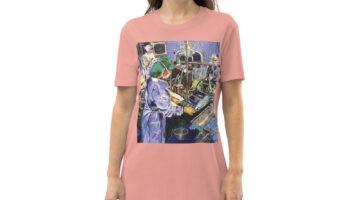 Organic Cotton Long T Shirt