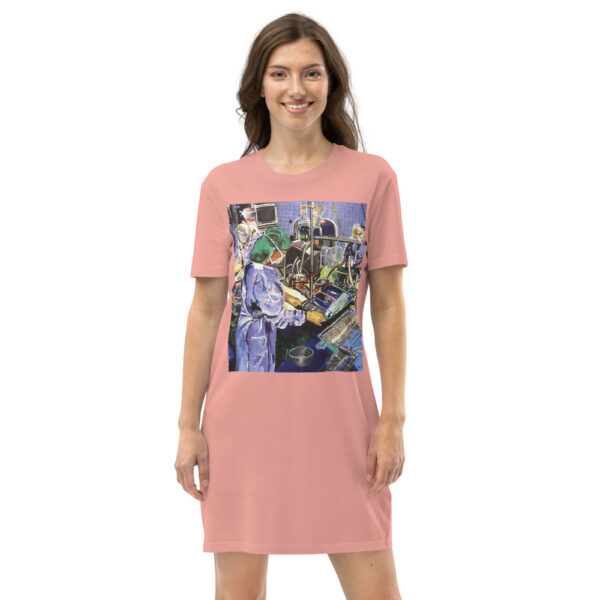 Nurse in Operating Room During Surgery Long T Shirt