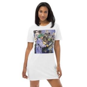 Organic Cotton T Shirt Dress $34.50