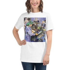 OR Nurse In Operating Room Surgery Organic T-Shirt
