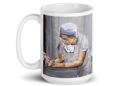 OB GYN Caring New Birth Coffee Mug