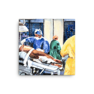 Gifts For Orthopedic Surgeon - Canvas Wall Art