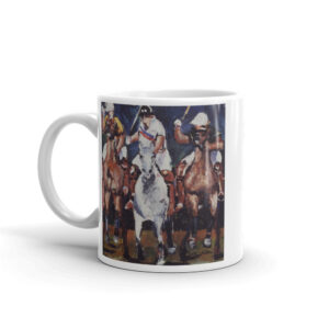 Polo Players Riding Horses Polo Players Coffee Mug Giftr